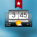 3D Flip Clock & Weather Ad-free