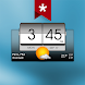 3D Flip Clock & Weather (Ad-free) - Androidアプリ