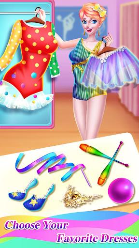 👠💄Gymnastics Queen - Superstar Makeup apklade screenshots 1