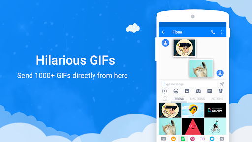 Messages - Messenger for SMS App android2mod screenshots 12