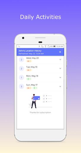 Lokaytr - Family Locator & Finder, GPS Tracker App apktram screenshots 2