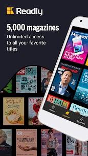 Readly – Unlimited Magazine Reading MOD APK 1