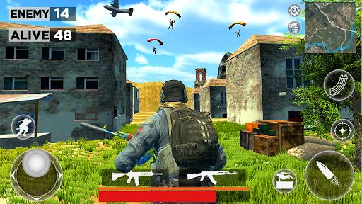 Free Battle Royale: Battleground Survival Apk 1