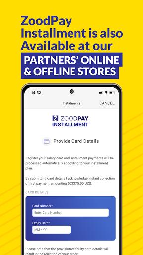 ZoodMall & ZoodPay: Buy now, Pay in Installments apktram screenshots 7