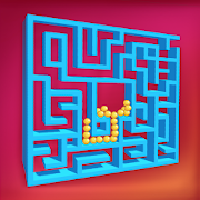 Ball Maze Rotate 3D - Labyrinth Puzzle