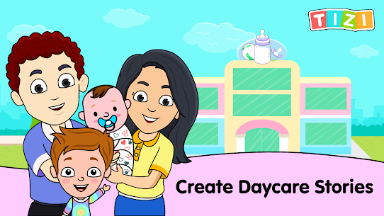 Free My Tizi Town – Baby Daycare 5