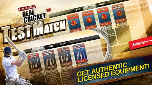 Real Cricketu2122 Test Match  screenshots 5