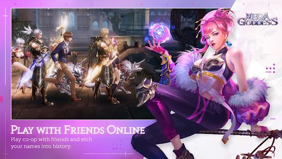 Mega Goddess: Eternal War Unlimited Money