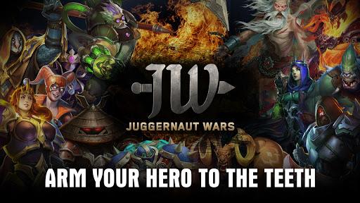 Juggernaut Wars - raid RPG games  screenshots 1