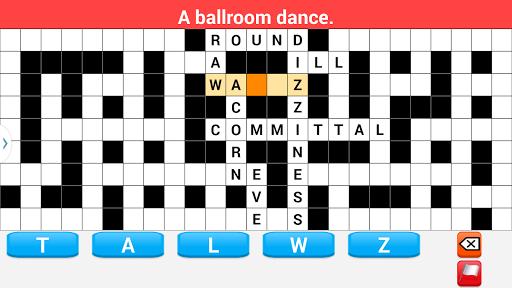 Crossword Puzzle Free apkpoly screenshots 4