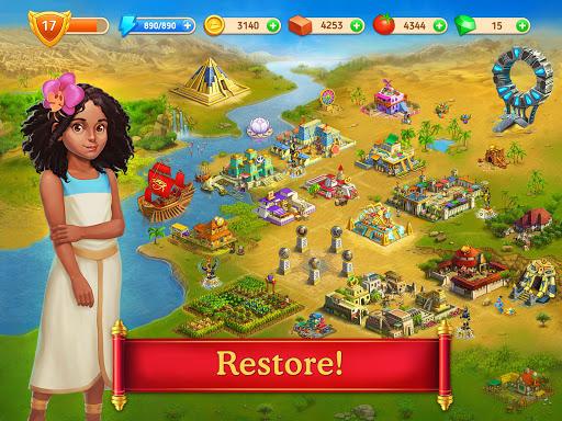 Cradle of Empires Match-3 Game 6.6.0 screenshots 7