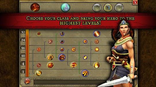 Titan Quest MOD (Unlimited Money/Points/Skills) 4