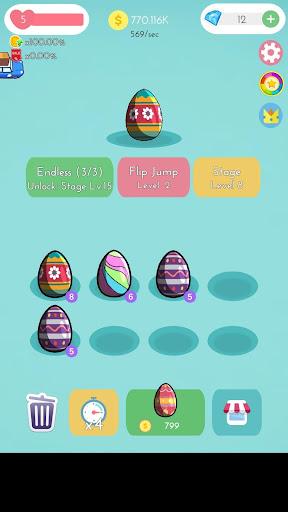 Jump Jump Egg 1.7.5 screenshots 2