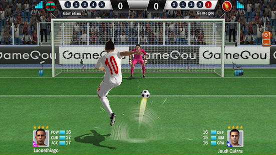Top League 0.9.5 screenshots 1