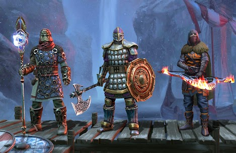 Frostborn: Action RPG 2