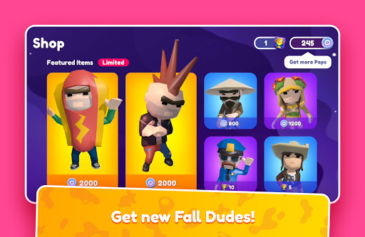 Fall Dudes (Early Access)  screenshots 13