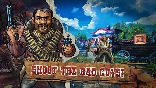 Mad Bullets: Echoes among the Wild West  screenshots 8