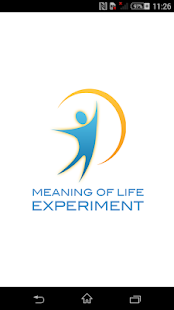 The Meaning Of Life Experiment