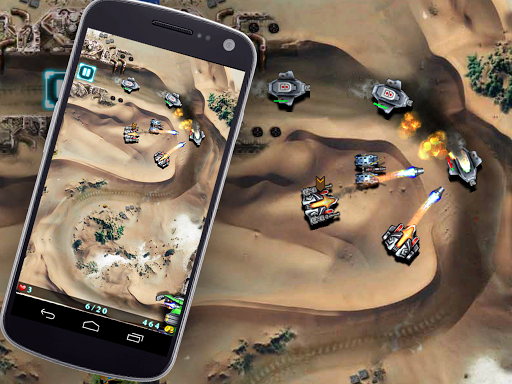 Galaxy Defense (Tower Game) 1.16 Screenshots 7