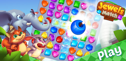 Jewels Match Blast - Match 3 Puzzle Game 1.1.1 screenshots 1