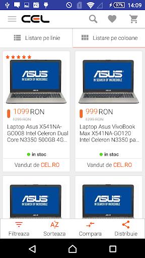 cel.ro screenshot 3