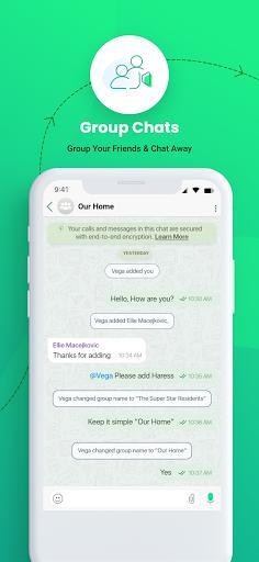 Comera - Video Calls & Chat android2mod screenshots 3