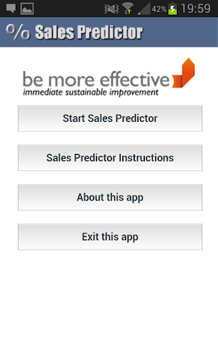 Sales Predictor For PC Windows (7, 8, 10, 10X) & Mac Computer Image Number- 6