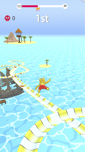 Code Triche aquapark.io (Astuce) APK MOD screenshots 4