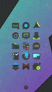 Crispy Dark Icon Pack v2.9.9.9.5 [Patched] 1