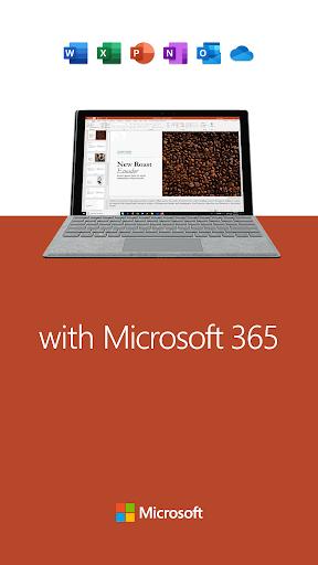 Microsoft PowerPoint: Slideshows and Presentations Apkfinish screenshots 5