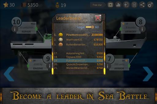 Sea Battle : Submarine Warfare 3.3.2 screenshots 5