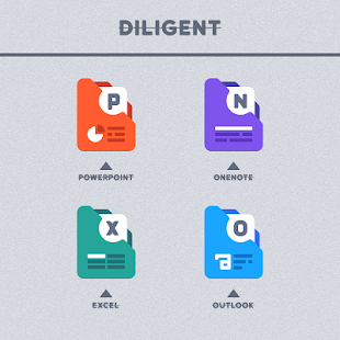 DILIGENT - ICON PACK Screenshot