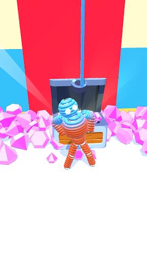 Rope-Man Run Apkfinish screenshots 11