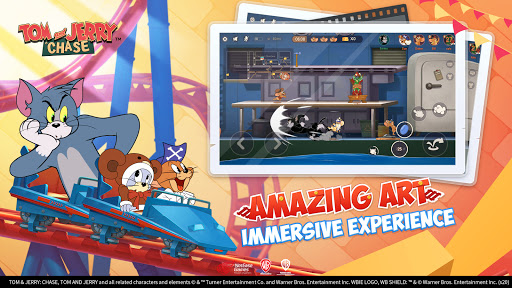 Tom and Jerry: Chase  screenshots 8