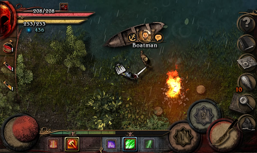Almora Darkosen RPG android2mod screenshots 4