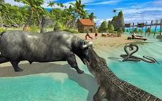 Hungry Crocodile Attack 2019: Crocodile Gamesのおすすめ画像4