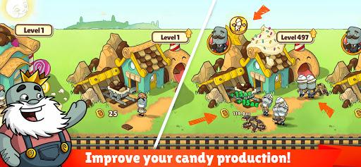 Idle Candy Land 2.5.3 screenshots 1