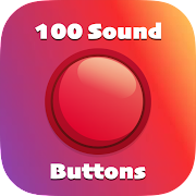 100 Sound Buttons 2  Icon