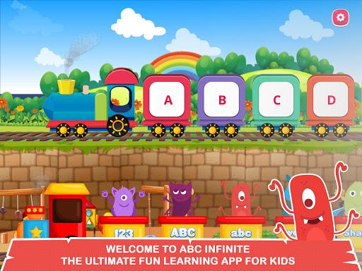 ABCInfinite Preschool Learning 6.4 screenshots 11