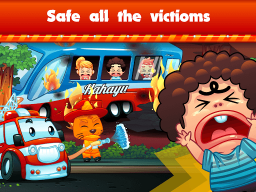 Marbel Firefighters - Kids Heroes Series android2mod screenshots 8