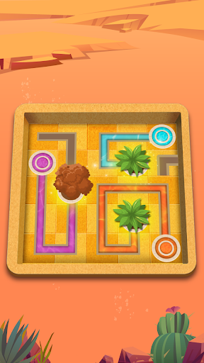 Water Connect Puzzle - Logic Brain Game screenshots 4