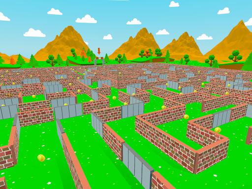 Maze Game 3D - Mazes  screenshots 4