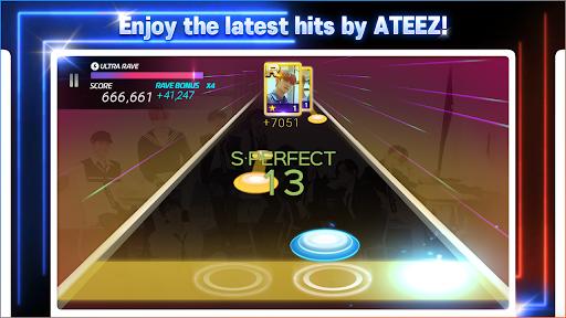 SuperStar ATEEZ Apkfinish screenshots 3