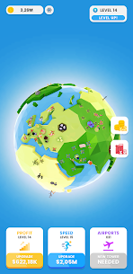 Airports: Idle Tycoon – Idle Planes Manager! MOD APK 0.7 (Money) 10