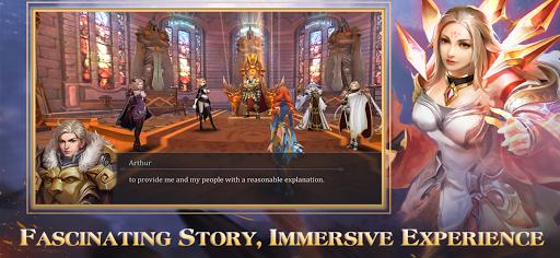 Hero Legends: Summoners Glory  screenshots 24