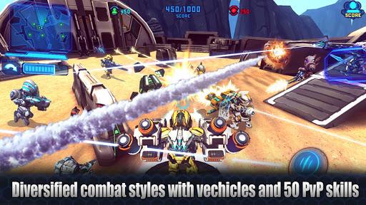 Star Warfare2:Payback Apkfinish screenshots 14