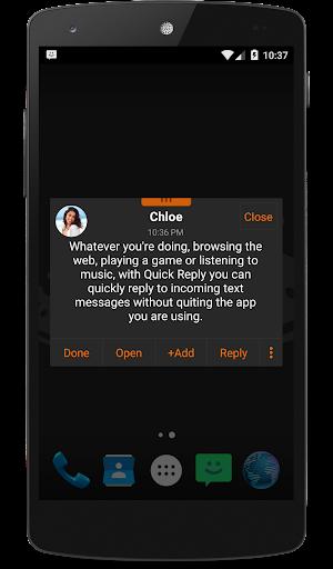 Chomp SMS 8.32 screenshots {n} 7
