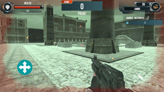 Drone Destroyer FPS Hack for iOS and Android 3