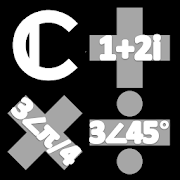 Scientific Calculator with Complex Numbers