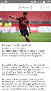 Fussball Transfers: Transfermarkt, Live-Ergebnisse – APK Mod for Android 2
